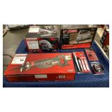 Lot 3 Craftsman Saws & Accessories: 10 Amp Orbital
