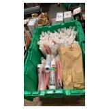 Green Tote Simpson Adhesive & Mixing Nozzles,