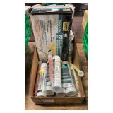 Box Simpson Adhesive & Mixing Nozzles & Dispensing
