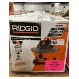 Ridgid 6-Gal 3.5 HP Shop Vac, Works