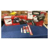 Lot 2 Craftsman Tools: Orbital Reciprocating Saw,