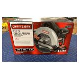 "Craftsman 12-Amp 7 1/4"" Circular Saw"