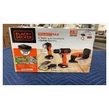 Black & Decker 3 Tool Project Pak