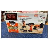 Black & Decker 3-Tool Project Pak