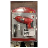 Apollo Rechargeable Cordless Screwdriver