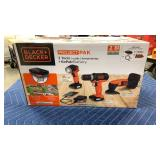 Black & Decker 3-Tool Project Pak