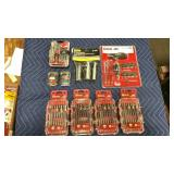 Lot 7 Craftsman & Ace & General Sets