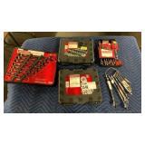 Lot 5 Craftsman Tool Sets: 30-pc Bit Socket