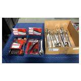Box Asst Style Wrench Sets & Wrench Sets: (2) 7-pc
