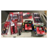 Lot Asst Screwdriver & Nut Driver Sets: