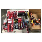 Lot Asst Screwdrivers, Screwdriver Sets