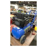 Kobalt 8 Gal Air Compressor, USED, Powers Up,