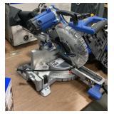 """Kobalt 10"""" Compact Sliding Dual Bevel Miter Saw,"""