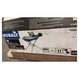 "Kobalt 7"" Sliding Table Saw, USED, Powers On,"