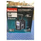 Makita 18V LXT Bluetooth Job Site Radio