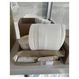 Lot Box & 2 Flats Asst To Go Items: Napkins,