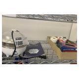 Lot Elite Cuisine Automatic Easy Egg Cooker & Flat