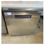 Hoshizaki Undercounter SS Single Door Refrigerator