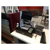Lot Revel POS Touch Pad System: 2 Cash Drawers,