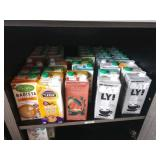 Lot Approx. 80 Containers Asst. Flavorings & Bag