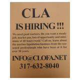 COME WORK WITH US