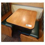 """30"""" x 24 Rect. 2-Top Table w/ Cherry Field"""
