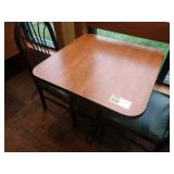 """30"""" x 30"""" Square 2-Top Table w/ Cherry Field"""
