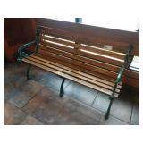 Kings River Casting Co. Slat Wood Bench Seat