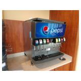 Cornelius 8-Head Drink Dispensing Station w/ Ice