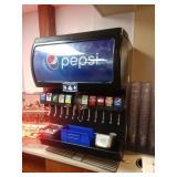 Cornelius 10-Head Drink Dispensing Station w/ Ice