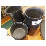 Lot 9 Insulated Dressing Containers
