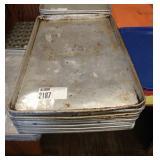 13 Aluminium Baking Sheet Pans