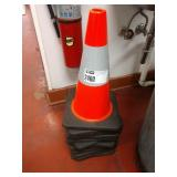 Lot Asst Safety Cones