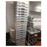 Lot 25 Asst Dishwasher Rack Trays