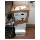 1 Lot Baby Changer Liners & Cleaning Supplies: