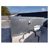 Rooftop Captive Aire Gas Fired Makeup Air System,