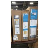 1 Lot 3 Med. Cabinets ** May be Damaged **
