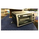 Black & Decker Toaster Oven, Used