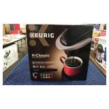 Keurig K-Classic Single Serve Coffee Maker