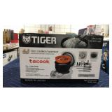 Tiger Rice Cooker/Warmer, 5.5 Cup
