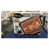 "Gotham Steel Elec. Smokeless Grill, 16"" x 14"""