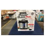 Power Quick Pot 8-in-1 Multicooker 6 quart