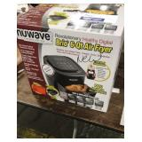 NuWave Brio 6 qt  Air Fryer, New