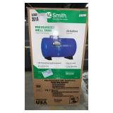 AO Smith Pressurized Well Tank, 20 Gal