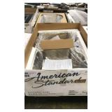 American Standard 33 x 22 Double Bowl SS Sink