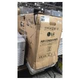 LG Air Conditioner Outside Unit, 208/230V