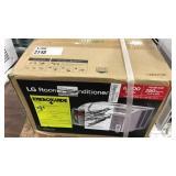 LG Room Air Conditioner, 6000BTU