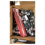 1 Lot Craftsman 1/4 Drive Sockets, Ratchets,