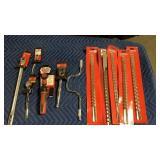1 Box 24 Asst Craftsman Socket Sets