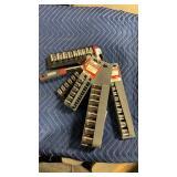 "1 Lot 5 Craftsman 3/8"" Drive Socket Sets"